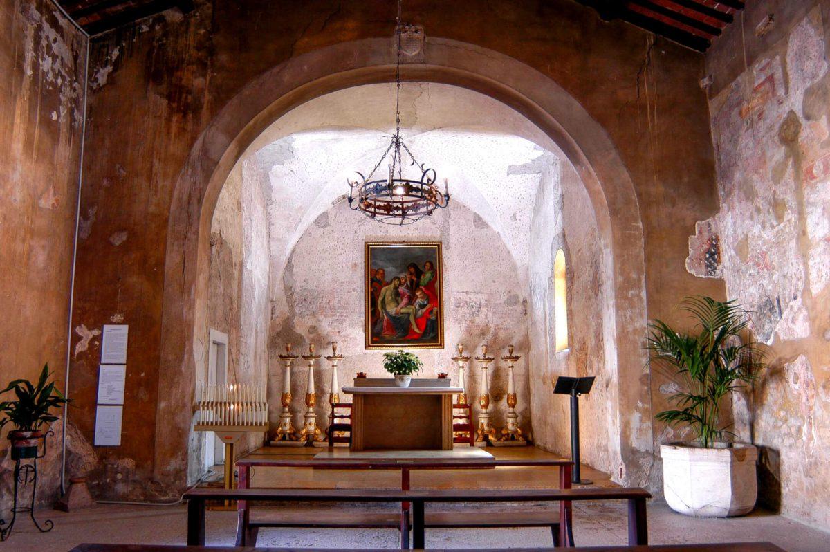 Chiesa di San Nicolò al porto - Lazise