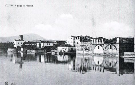 Dogana Veneta - Lazise foto storica