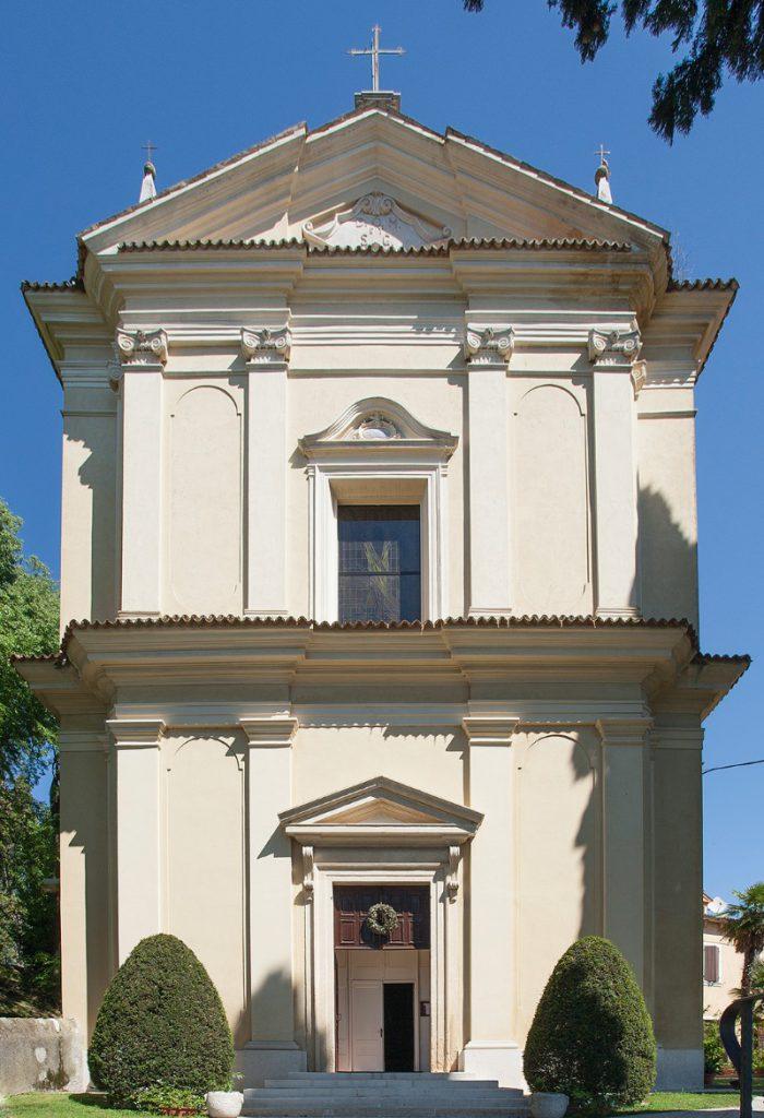 Chiesa di San Giorgio Martire - Colà di Lazise
