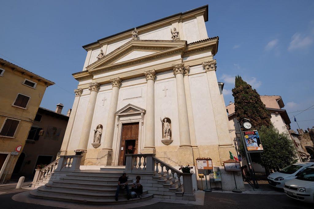 Chiesa Santi Zenone e Martino